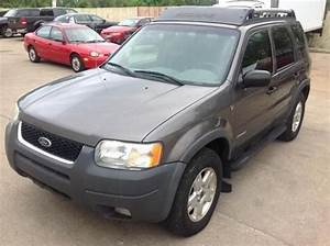 Find Used 2002 Ford Escape 4x4 Needs Engine Motor Mechanic