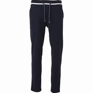 Pantalon Bleu Marine Homme : pantalon jogging homme ~ Melissatoandfro.com Idées de Décoration