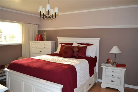 1000+ Images About Red Accent Bedroom On Pinterest