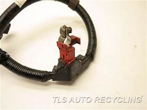2010 Acura Tsx Engine Wire Harness - 32111rl5a00