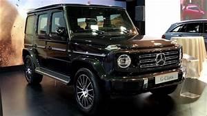 New Mercedes Benz G Wagon 2020 Walkaround