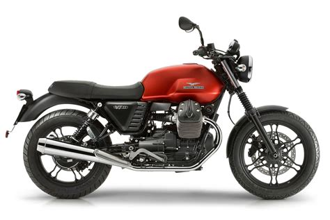 Review Moto Guzzi V7 Ii by 2015 Moto Guzzi V7 Ii Review