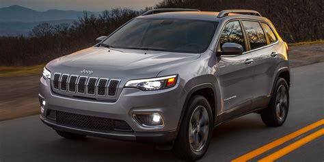 2019  Jeep  Cherokee  Vehicles On Display Chicago