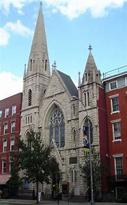 Middle Collegiate Church NYC
