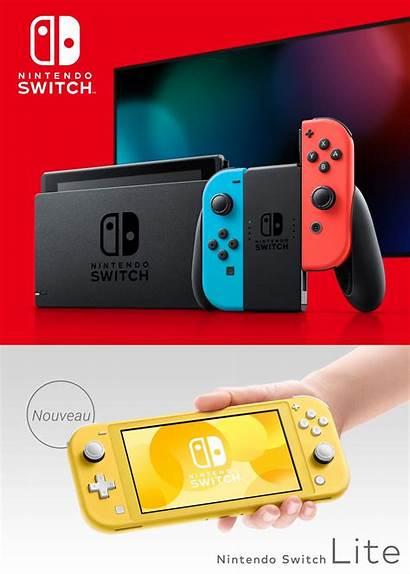 Switch Nintendo Lite Console Manga Nouvelle Jeux