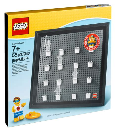 Free LEGO 5005359 Minifigure Collector Frame promotion ...