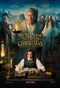 Official Trailer for 'The Man Who Invented Christmas ...