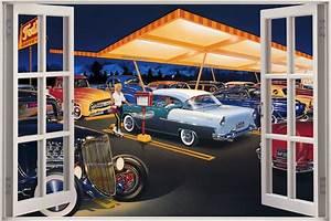 American Diner Wallpaper : 50s diner wallpaper 50 images ~ Orissabook.com Haus und Dekorationen