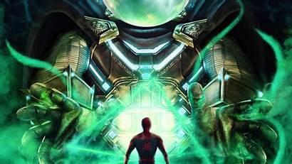 Spider Far Artwork Wallpapers 4k Spiderman 1080p