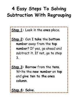 resources  teaching  digit addition subtraction