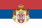 File:State Flag of Serbia (1882-1918).svg | Alternative ...