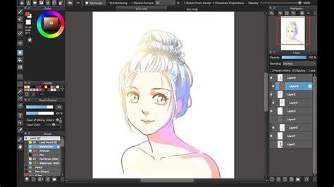 medibang paint tutorial