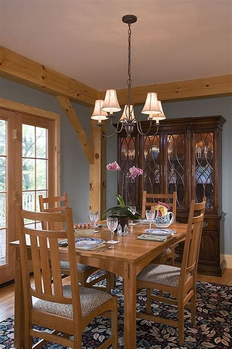 home interior framed timber frame dining room inspiring timber frame