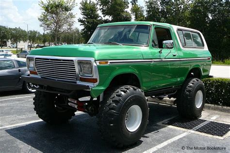 Ford Bronco Lift Kit by Pin By The Motor Bookstore On Car Show Sanford Fl 7 8