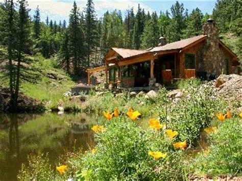 cabin rentals in colorado with tubs florissant cabin rental mountain cabin on the