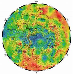 Mercury's Topography from MLA | NASA