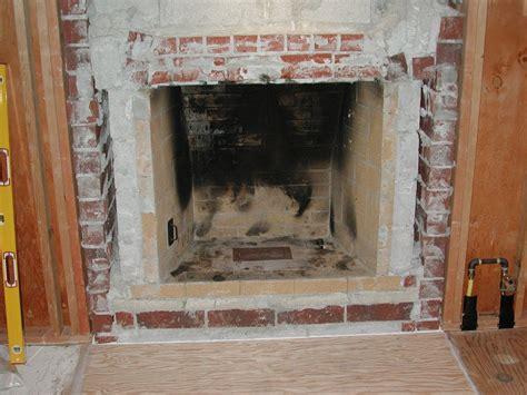 gas fireplace insert build frame  ventless fireplace