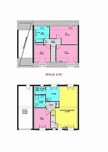 Plan Interieur Maison : maisons idylle maisons pierre ~ Melissatoandfro.com Idées de Décoration