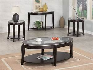 Black coffee table sets for unique your living spaces look for Black living room table set