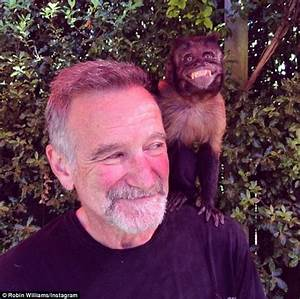 Robin Williams' final photographs revealed | Daily Mail Online