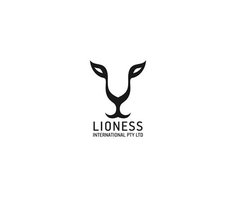 Feminine, Bold Logo Design For Lioness International Pty