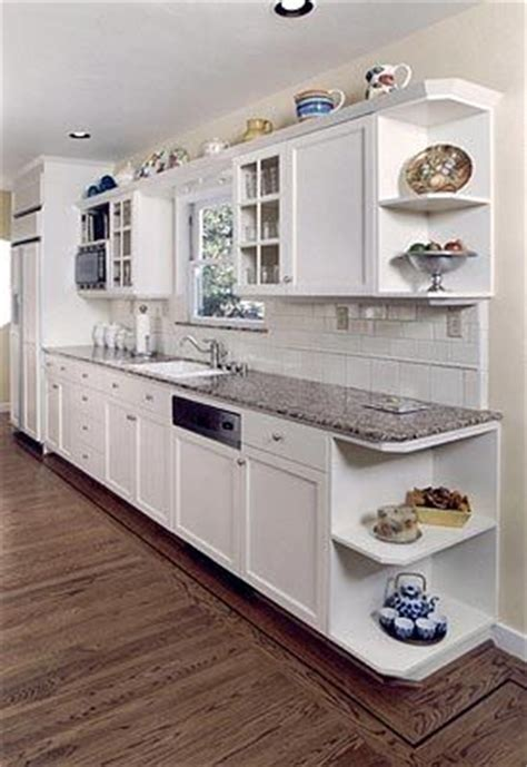 kitchen cabinet end shelf new kitchen the white and cabinets on 5395