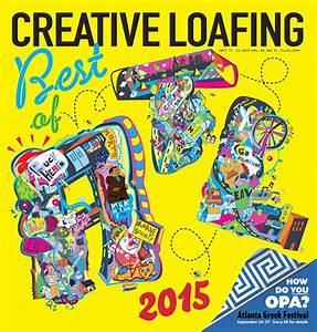 Creative Loafing Best of ATL2015 on SCAD Portfolios