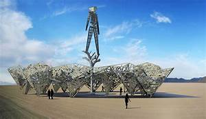 Burning Man's Relationship to Politics in a Time of