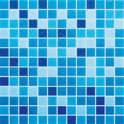 mixed blue swimming pool tiles pools for home