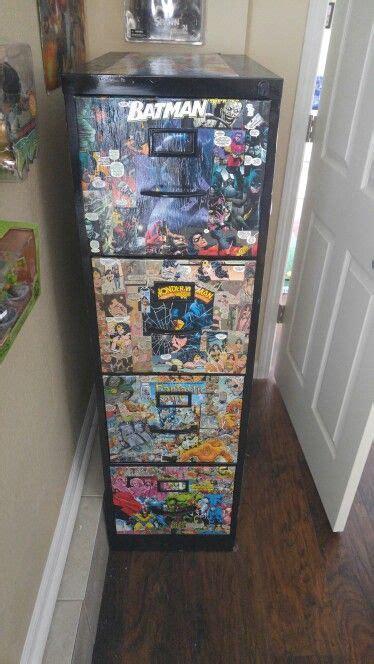 comic book storage ideas  pinterest comic