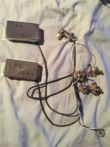 Fender Telecaster Deluxe Wiring Harness  U0026 Wide Range