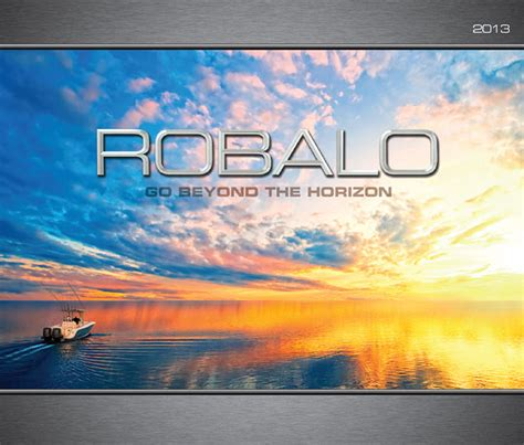 Robalo Boats Europe by Robalo Boats Brochures