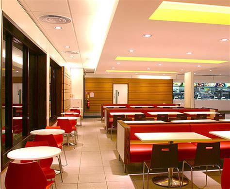 cuisine interiors mcdonald 39 s redesign a era for fast food restaurants