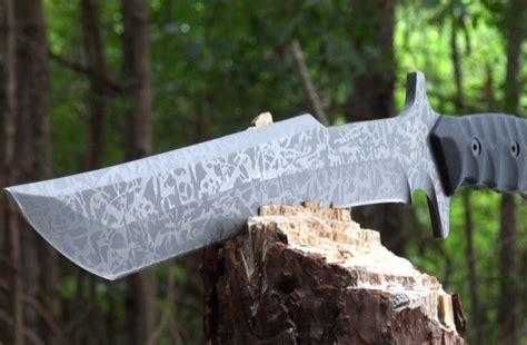 machete survival