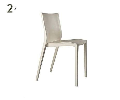xo design by philippe starck 2 chaises slick slick