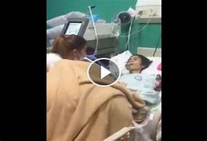 Video of the Day: Mich sings 'All Of Me' to bedridden Jam ...