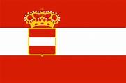 File:Austria-Hungary-flag-1869-1914-naval-1786-1869 ...