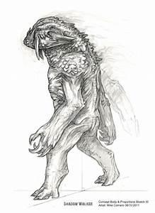 Shadow Walker 10 By Mikecorriero On Deviantart