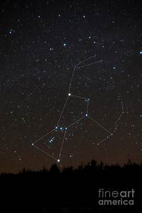 Orion Constellation Photograph by Larry Landolfi