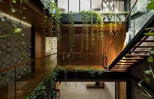 Family, Home, With, A, Stunning, Internal, Courtyard