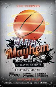 Free basketball flyer templates on behance for Basketball flyer template free