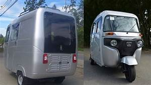 Ac Auto Rickshaw Launching In India First Ac Auto