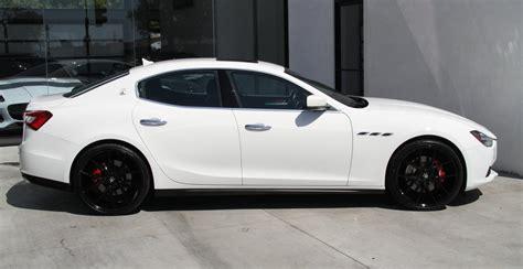 Maserati Ghibli Preowned by 2015 Maserati Ghibli S Q4 Stock 5995 For Sale Near