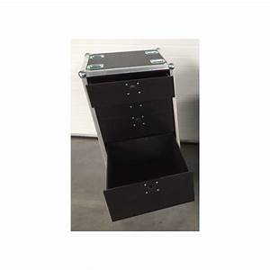 Case De Rangement : flight case de rangement 5 tiroirs h 120cm neuf jsfrance ~ Teatrodelosmanantiales.com Idées de Décoration