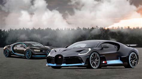 Bugatti chiron vs veyron interior. The History and Evolution of the Bugatti Chiron