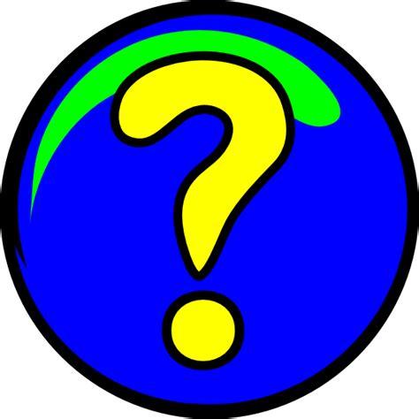 Clipart Question Question Clip At Clker Vector Clip