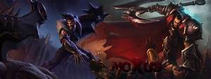 Draven Darius The Blood Brothers by NUkeSc on DeviantArt