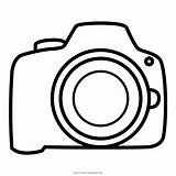 Camera Coloring Pages Getdrawings Printable Getcolorings Whitesbelfast sketch template
