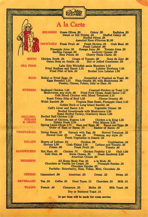 Tudor Menu Template 1900 S Menu30 1900s Menus Menu Vintage