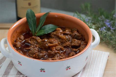 cucinare cinghiale in bianco rag 249 di cinghiale ricetta della tradizione toscana